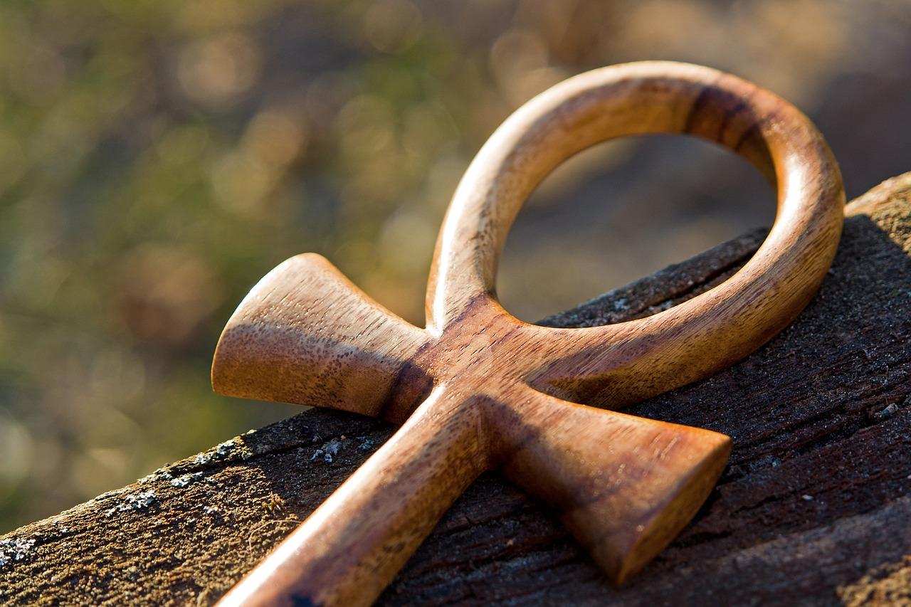деревянный крест, притча о кресте