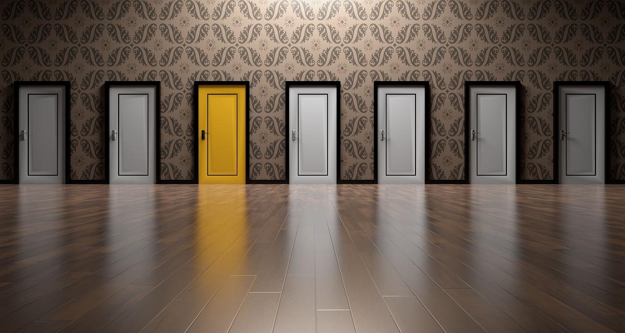 двери тип мышления